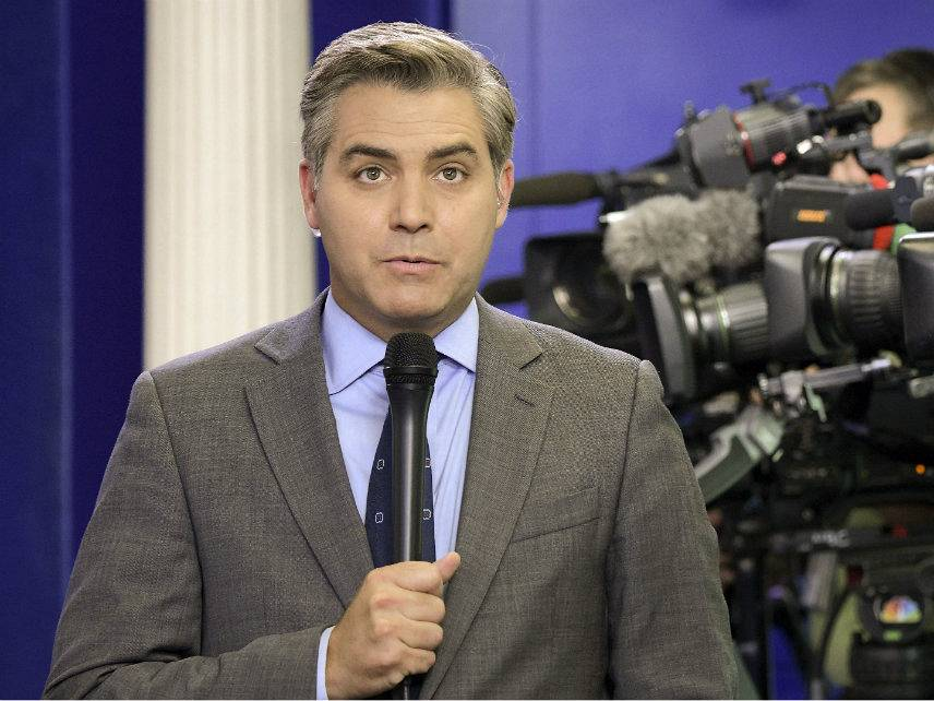 Trump Must Appeal Acosta Ruling Based On Separation Of Powers