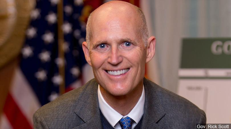 Florida's largest newspaper chain published a well-timed hit piece on Gov. Rick Scott, an apparent attempt to undermine his campaign to unseat forever Washington politician Sen. Bill Nelson
