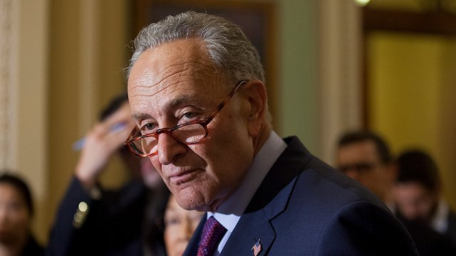 Schumer Is Lying About Democrats' Border Security