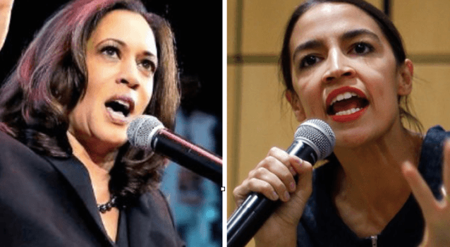 It's Really Not AOC, Amazon Or The Green New Deal; It's Democrats And Their Media
