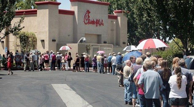 LGBTQ War On Chick-fil-A Is Failing Spectacularly