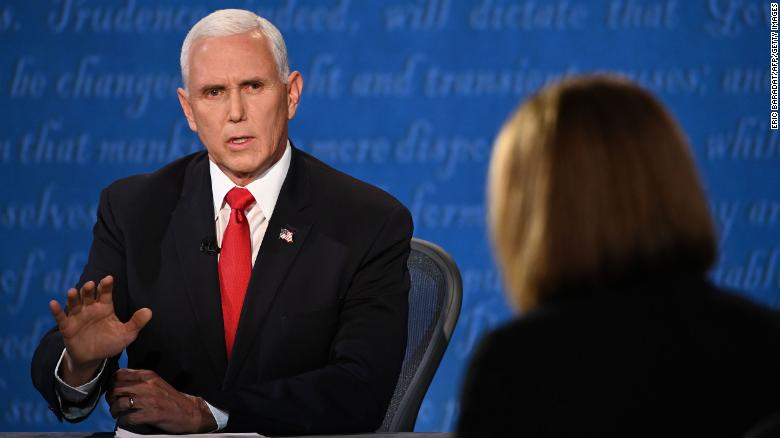 The Vice Presidential Debate: Two Candidates, One Vision