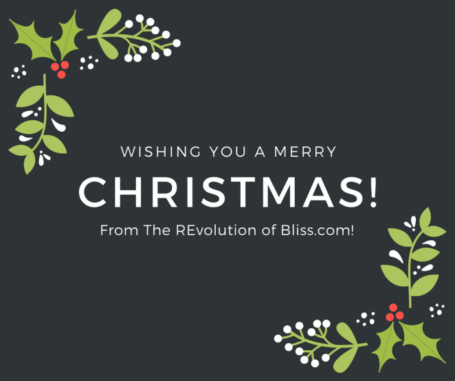 From The REvolution of Bliss.com!