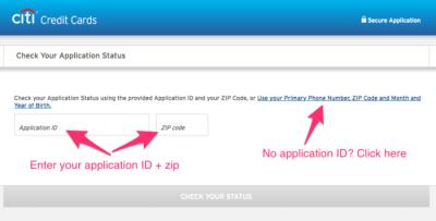 Citi Application Status Check + Tips Reconsideration Phone ...