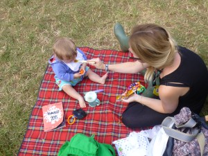 Travel: 10 Essential items for camping with a baby