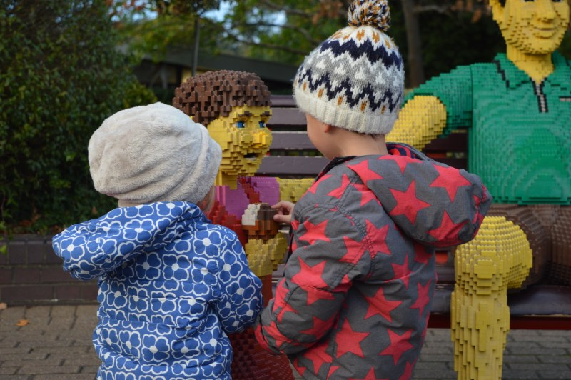 Children at Legoland