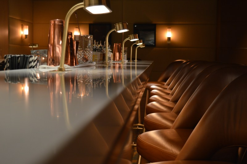 Park Lounge Bar at Royal Lancaster Hotel