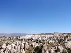 Cuberdons made out of stone, Kapadokya
