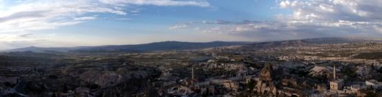 Panorama, Kapadokya