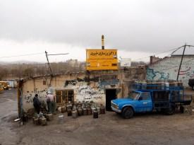 Tabriz, outskirts