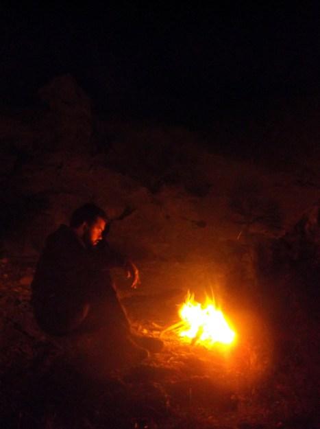 Camping at Chakchak