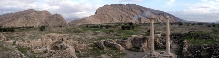 Panorama, Bishapur