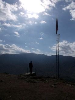 Lonely guard, Bishapur