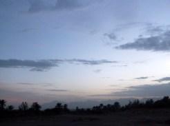 Garmeh at dusk