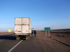 100 km to Kerman with Abdulreza