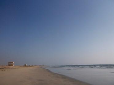 Sandy beaches, al Ashkarah