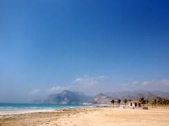 Dolphin beach, Mughsayl