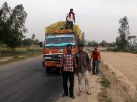 Punjabi Truckergang, Uttar Pradesh