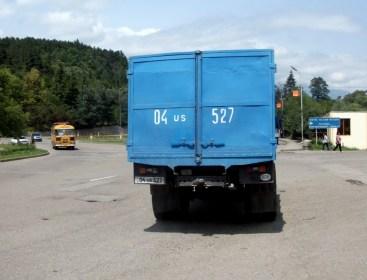 DDR truck, Dilijan
