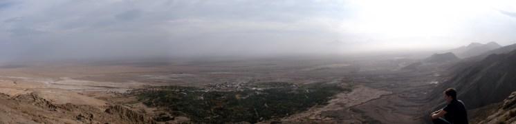 Panorama, Garmeh