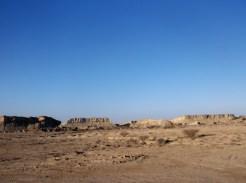 Around Chahkuh canyon, Qeshm island
