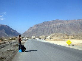 Empty roads, Fasah