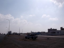 Cameltransport, Duqm