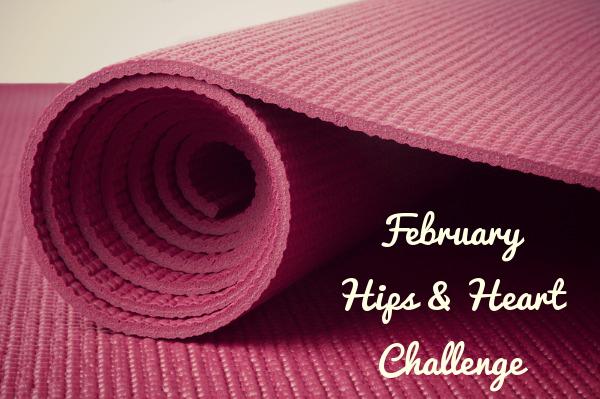 The Rewmfebruary Yoga Challenge Heart And Hip Openers