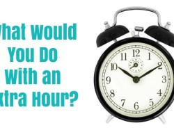An extra hour