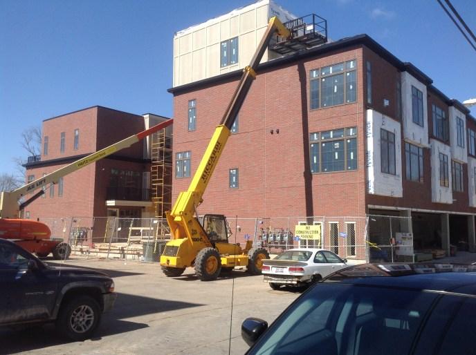riccardi builder commercial construction site exterior (4)