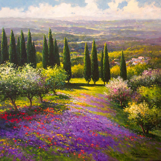 Fall Leaves Dancing Wallpaper The Rice Gallery Of Fine Art 187 Artists 187 Gerhard Neswadba