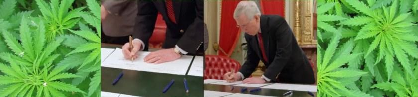 2018 Farm Bill Signing
