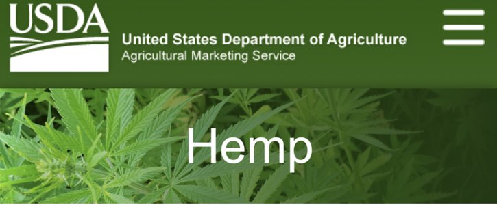 USDA hemp