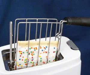 Toaster Buddies Stainless Steel Basket