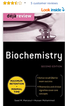Deja Review Biochemistry, Second Edition 2nd Edition PDF