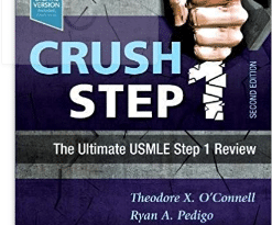 Crush Step 1: The Ultimate USMLE Step 1 Review, 2e 2nd Edition PDF