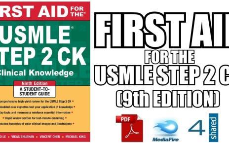 First Aid USMLE Step 2 CS PDF