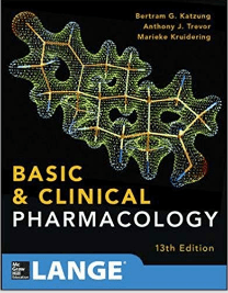 Katzung Pharmacology 13th Edition PDF