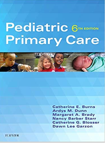 Pediatric primary care 6th edition
