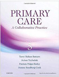Primary Care a Collaborative Practice 5th Edition PDF