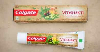 Colgate Swarna Vedshakti Review