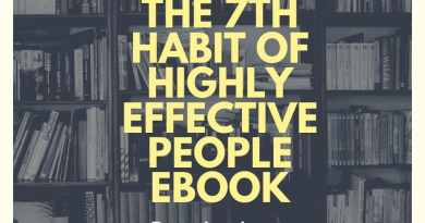 7 habits of highly effective people ebook
