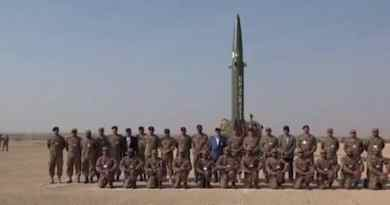 Another Milestone Achieved Pakistan Military Wing, successful Training Wing Launch of Ballistic Missile Ghaznavi: (ISPR)