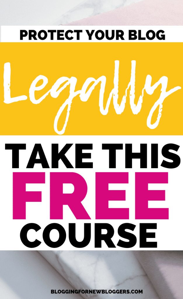 Free Course for Legal Blog