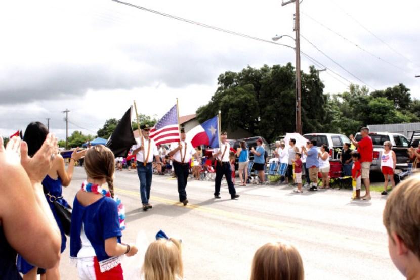 Honoring our veterans.