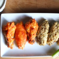 Gameday: Baked Chicken Wings
