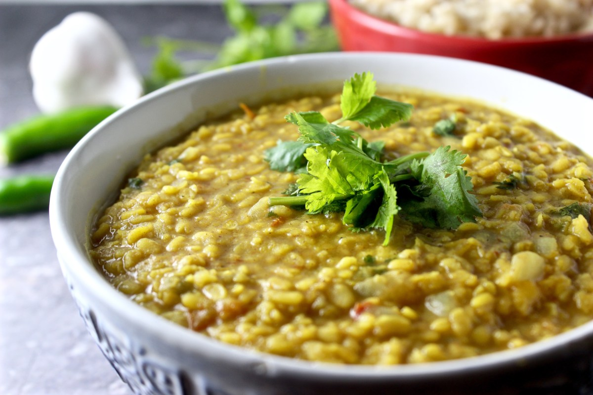 Dal (Split Mung Bean)
