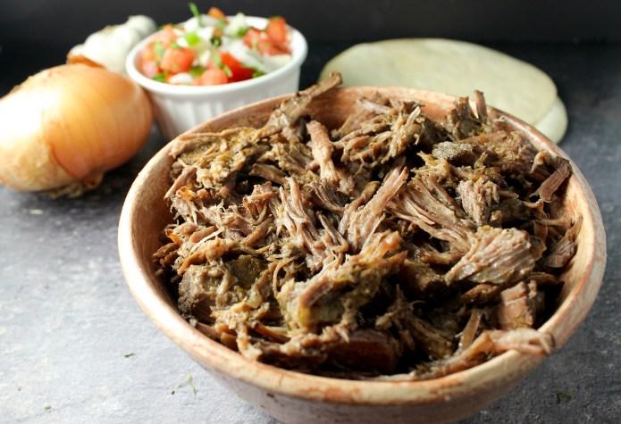 Slow-Cooked Barbacoa