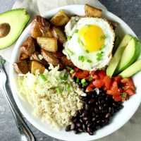 Southwest Breakfast Bowl