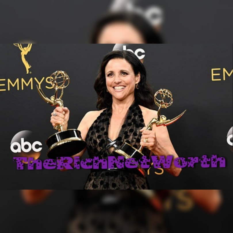 Julia Louis Dreyfus Net Worth 2020